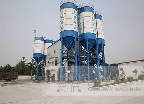 120立方米/小时水泥混凝土拌设备